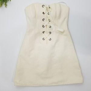 Nanette Lepore Corset Mini Dress 6